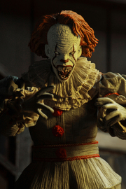 "It (2017): Wellhouse Pennywise - 7"" Ultimate Articulated Figure image"