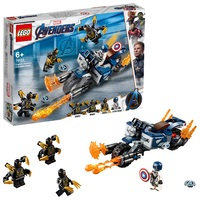 LEGO Super Heroes: Captain America - Outriders Attack (76123)