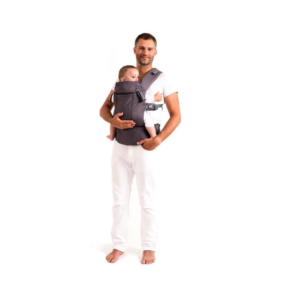 Beco: 8 Baby Carrier - Dark Grey image