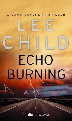Echo Burning (Jack Reacher #5) by Lee Child image