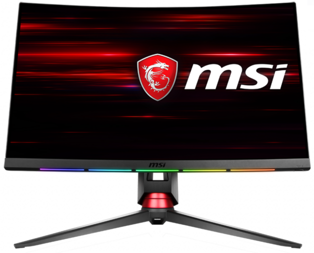 "27"" MSI 1440p 144Hz 1ms Freeync Curved Gaming Monitor"