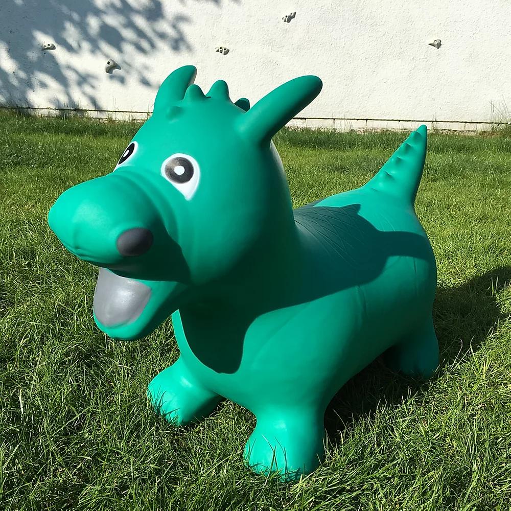 Happy Hopperz - Green Dragon image
