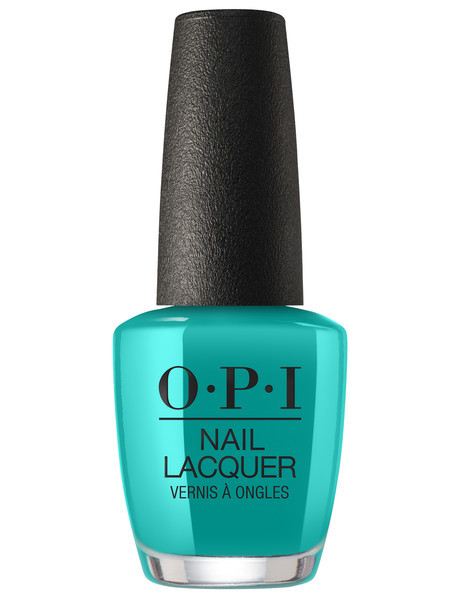 OPI Nail Lacquer - Dance Party 'Teal Dawn (15ml)