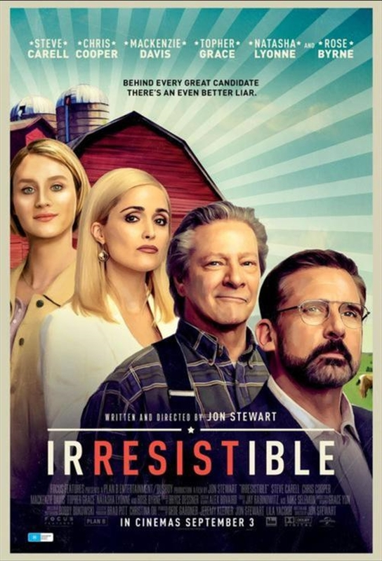 Irresistible on DVD