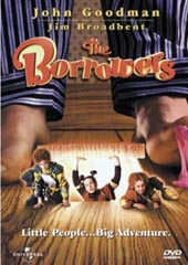 The Borrowers on DVD