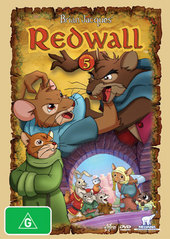 Redwall (Brian Jacques') - Vol. 5 on DVD