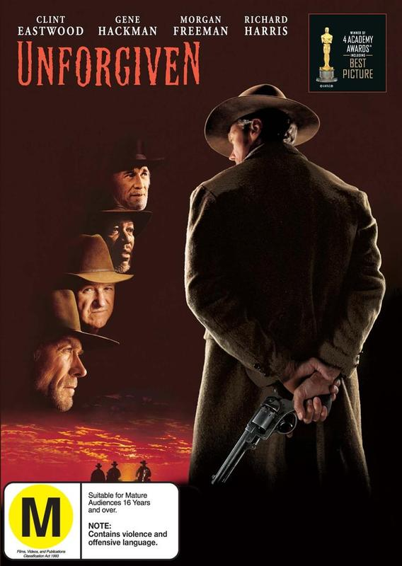 Unforgiven - 10th Anniversary on DVD