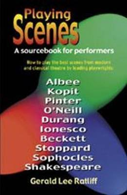Playing Scenes by Gerald Lee Ratliff