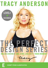 Tracy Anderson: The Perfect Design Series - Level I Beginner on DVD