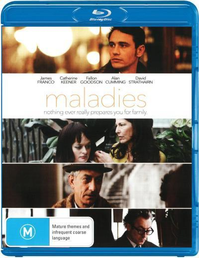 Maladies on Blu-ray