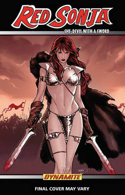 Red Sonja: She-Devil with a Sword Volume 8 by Brian Reed image