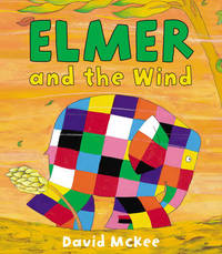 Elmer and the Wind by David McKee image