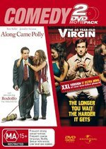 Along Came Polly / The 40 Year Old Virgin :- Double the Laughs Double the Value! on DVD