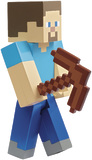 """Minecraft 6"""" Figure - Steve with Pickaxe"""