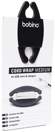 Bobino Cord Wrap - Medium (Black)