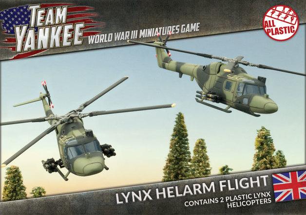 Flames of War: Team Yankee - Lynx Helarm