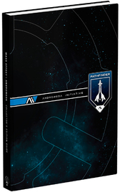 Mass Effect: Andromeda - Prima Official Collector's Edition Guide by Tim Bogenn