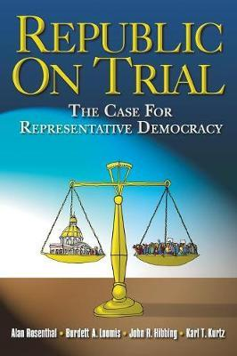 Republic on Trial by Alan Rosenthal