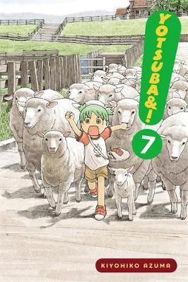 Yotsuba&!: v. 7 by Kiyohiko Azuma