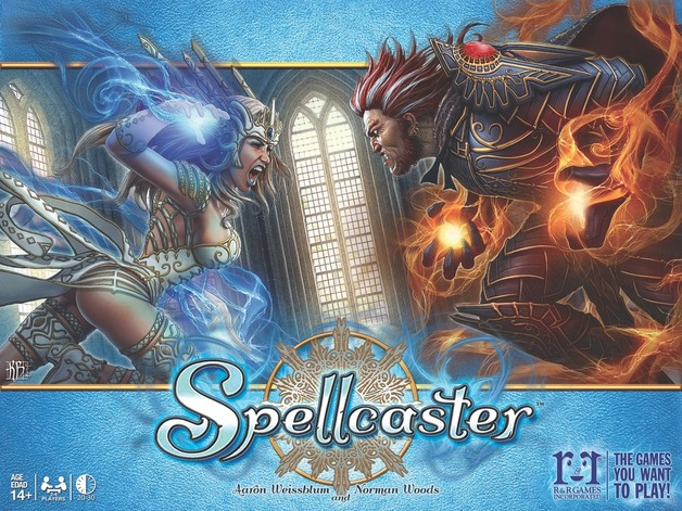 Spellcaster - Card Game