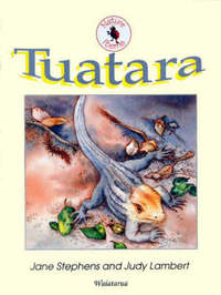 Nature Poems Tuatara by Jane Stevens