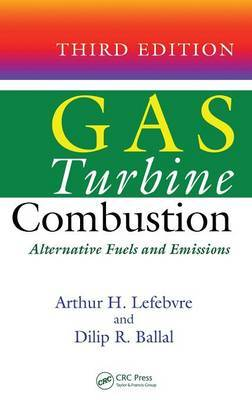 Gas Turbine Combustion by Arthur H. Lefebvre image