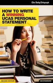 How to Write a Winning UCAS Personal Statement by Ian Stannard image