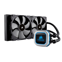 Corsair Hydro Series H115I Pro Advanced RGB Lighting 280mm CPU cooler