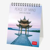 Peace of Mind 2019 Desk Calendar