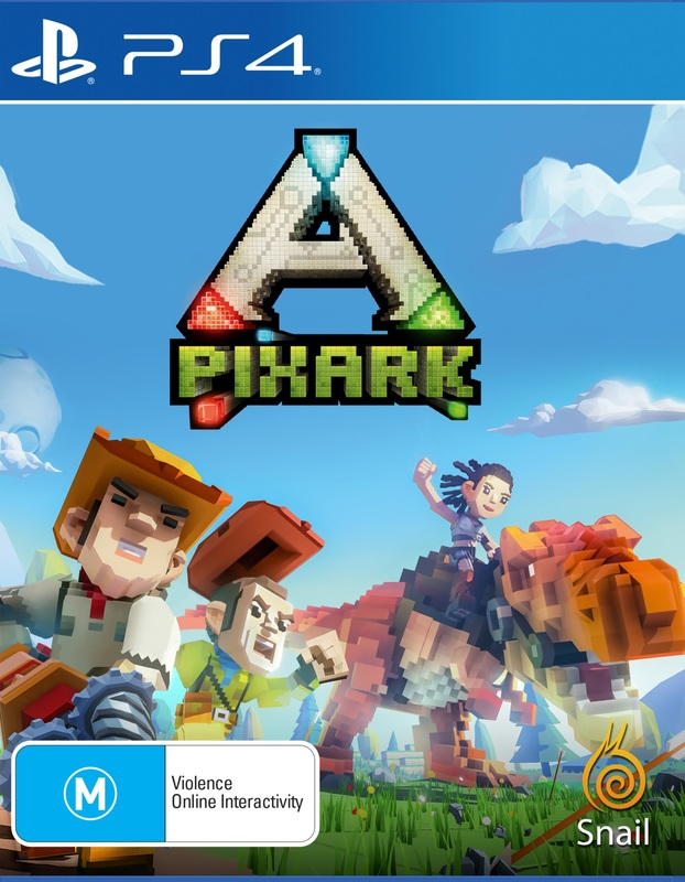 PixARK for PS4
