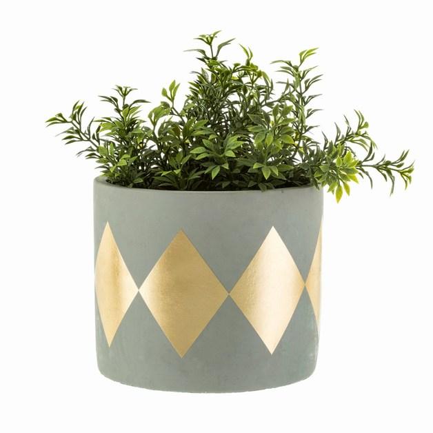 Sass & Belle: Cement Planter