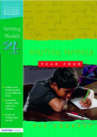 Writing Models Year 4 by Pie Corbett