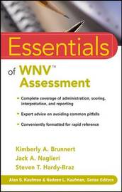 Essentials of WNV Assessment by Kimberly A Brunnert image