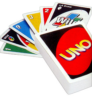 Uno Card Game image