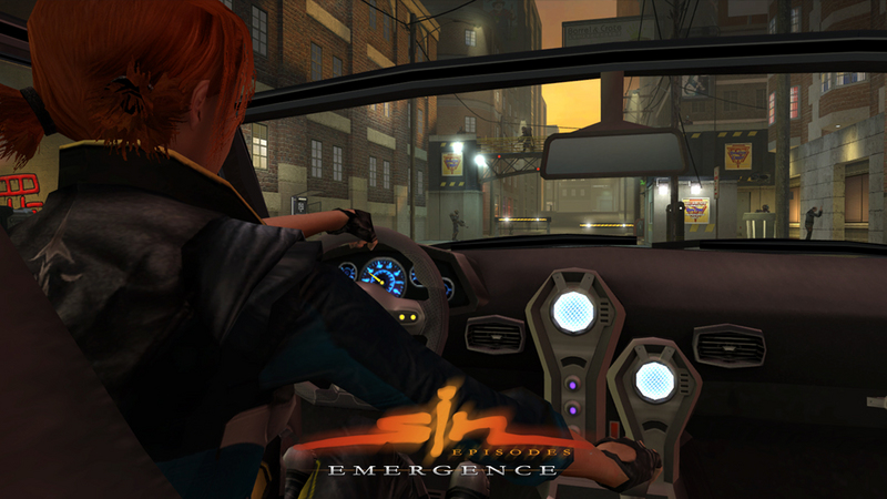 SiN Episode 1: Emergence for PC Games image