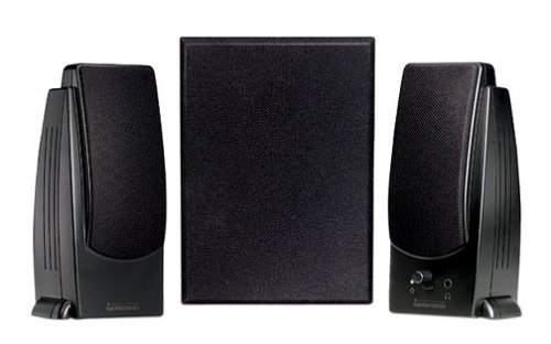 ALTEC LANSING Altec Lansing Model 121 2.1 Channel Speakers