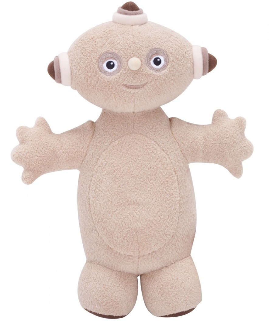 In The Night Garden Makka Pakka Large Talking Soft Toy image