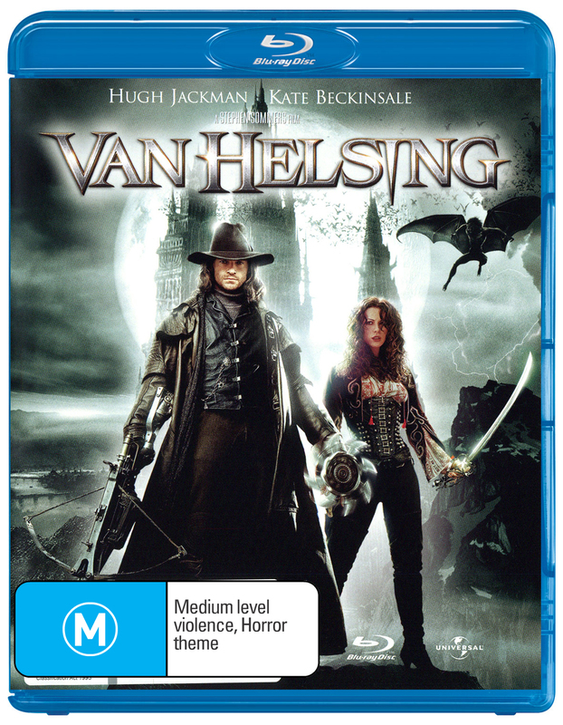 Van Helsing on Blu-ray