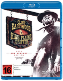 High Plains Drifter - 40th Anniversary Edition on Blu-ray