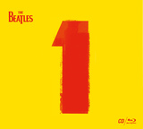 1 (CD/Blu-ray Edition) by The Beatles