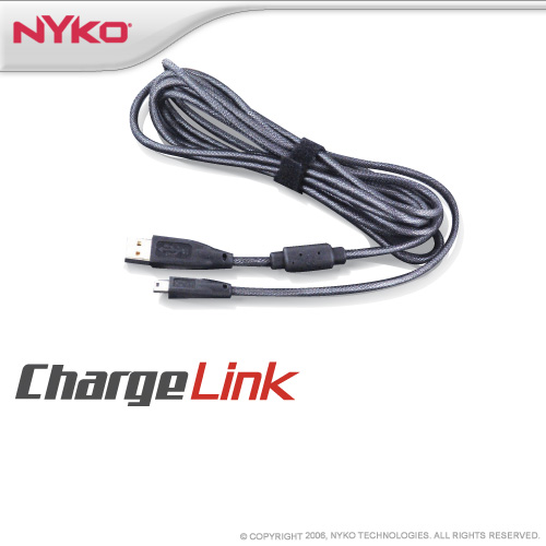 Nyko Charge Link  for PS3 image