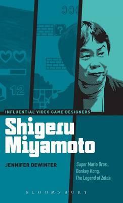 Shigeru Miyamoto by Jennifer Dewinter