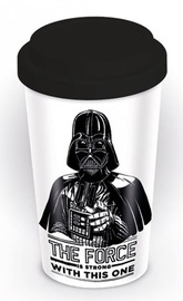 Star Wars: The Force Is Strong - Travel Mug