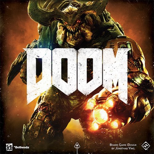 Doom: The Boardgame image