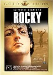 Rocky - Gold Edition on DVD