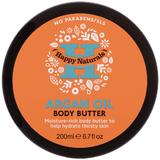 Happy Naturals Argan Oil Body Butter (200ml)