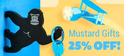 Mustard Novelty Deals!