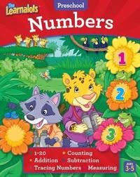 The Learnalots Preschool Numbers Ages 3-5 image