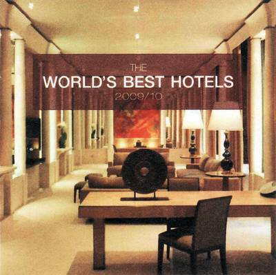 The World's Best Hotels: 2009/10 by Joe Yogerst image