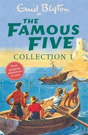 The Famous Five Collection 1 by Enid Blyton image